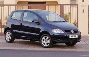 Volkswagen Fox - carros com seguro mais baratos