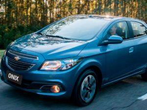 Chevrolet Onix - carros com seguro mais baratos