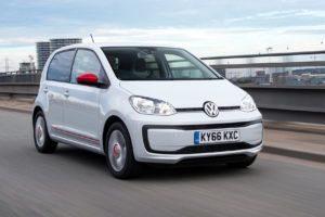 Volkswagen UP - carros com seguro mais baratos
