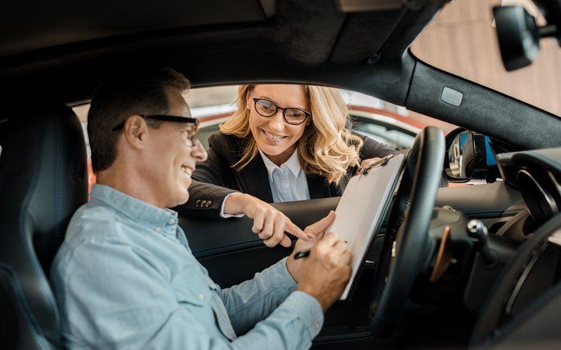 contratar o seguro auto
