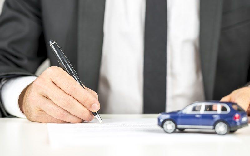 renovar o seguro do carro